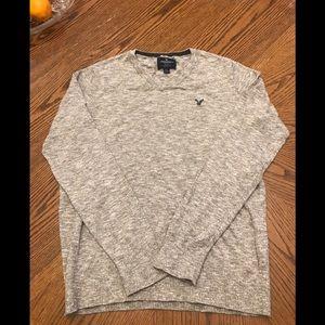 Men's American Eagle V-Neck Sweater